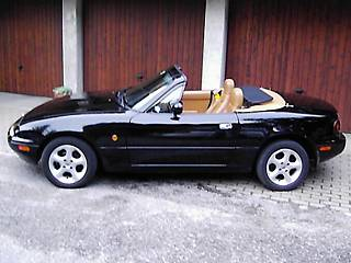 mazda mx 5 cabrio foto bildergalerie. Black Bedroom Furniture Sets. Home Design Ideas